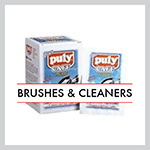 Brushes & Cleaners