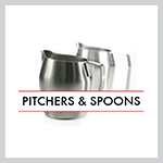 Pitchers & Spoons