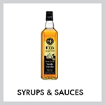 Syrups & Sauces
