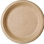 Bridgegate Biodegradable Wheat Plate - 9""