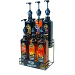 1883 Routin Metal Syrup Stand