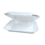 Genpak Medium Foam Container - 8 x 8