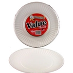 "6"" Value Plates - 1000 ct."