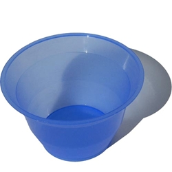 Large Blue Gelato Cups - 6 oz.