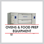 Ovens & Food Prep Equipment