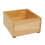 Maple Knock-Box Base