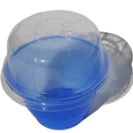 Gelato Large Dome Lids - 6 oz.
