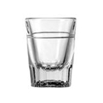 2 oz. Heavy Fluted Shot Glass