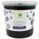 Tea Zone Blueberry Popping Pearls